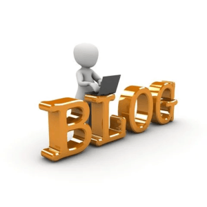Make money online by writing blogs