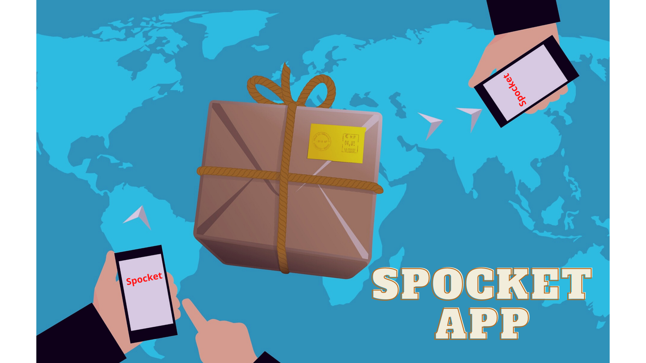 what is spocket dropshipping app