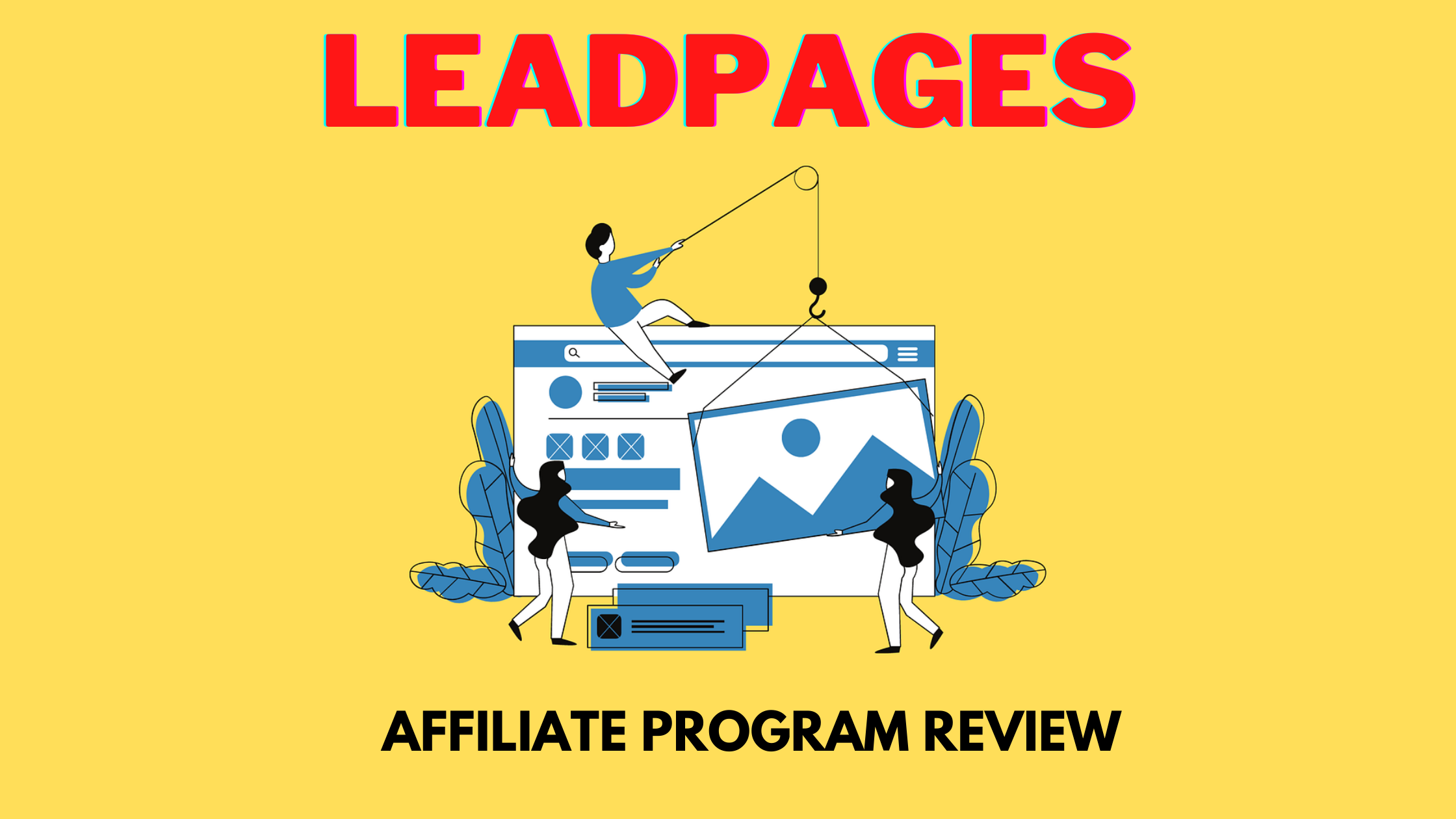 what is leadpages affiliate program