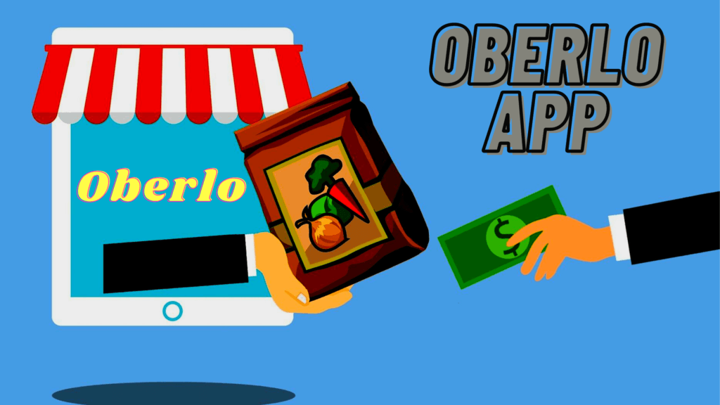 what is oberlo dropshipping app