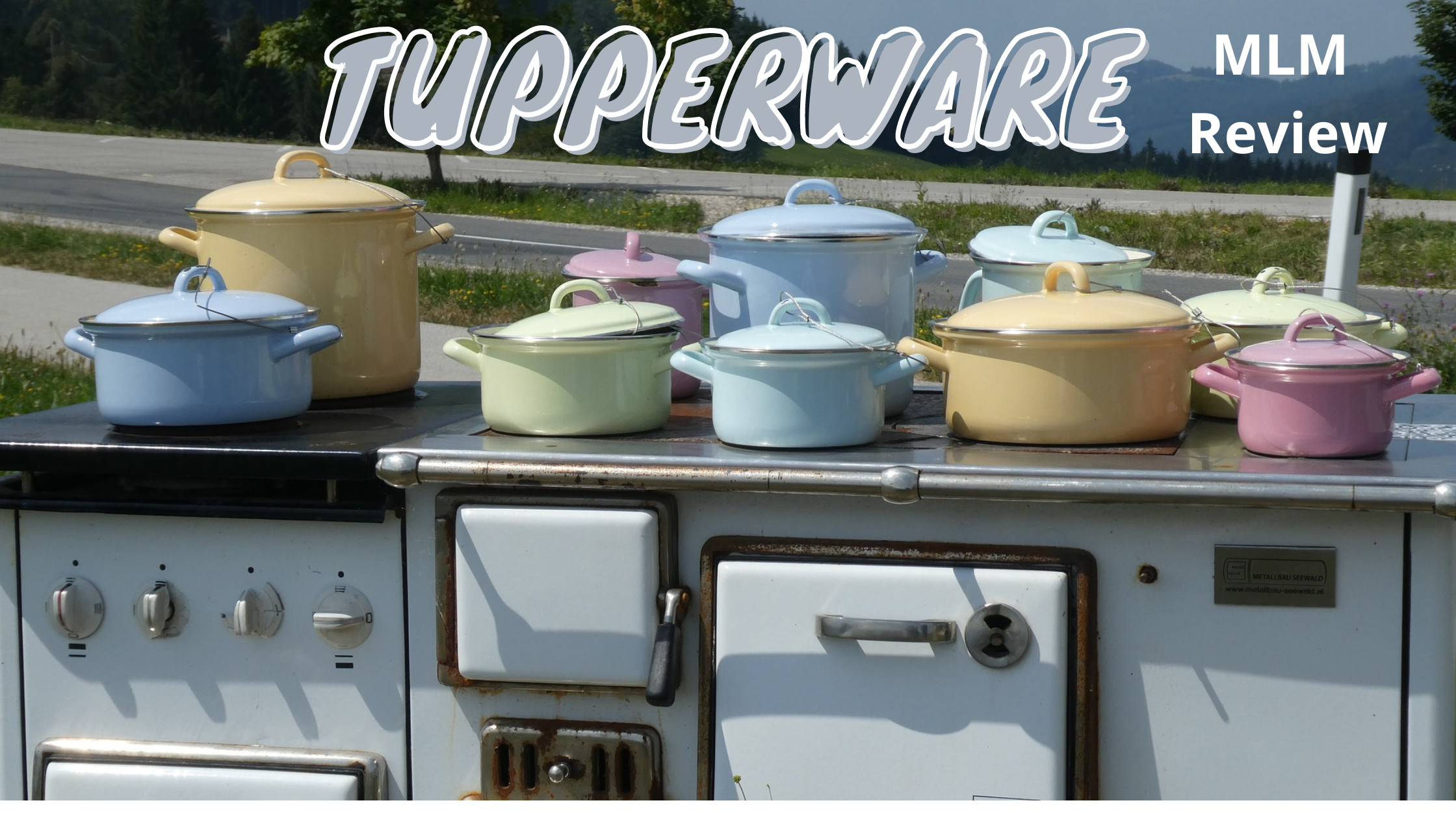 what is Tupperware MLM