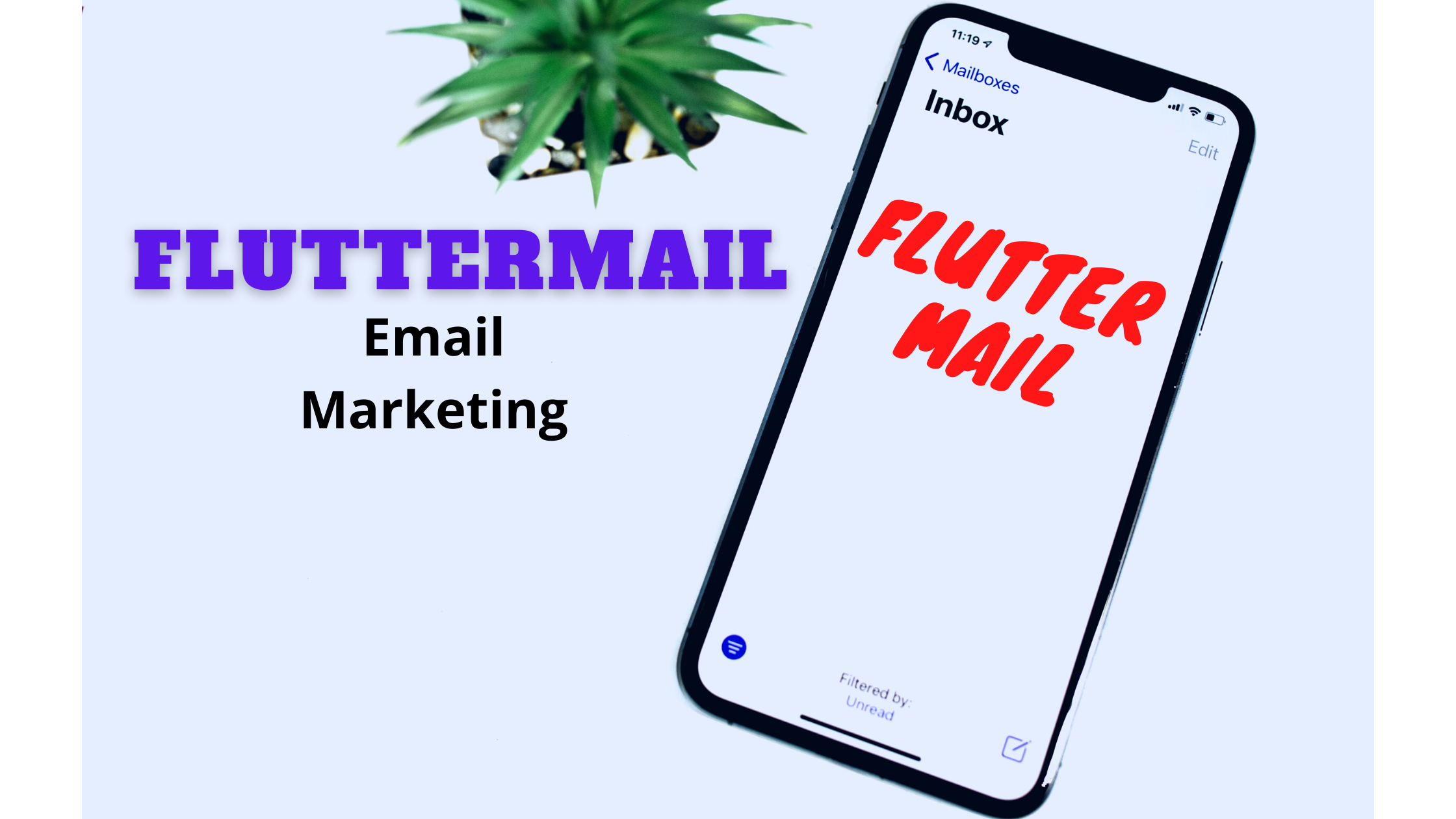 what is fluttermail