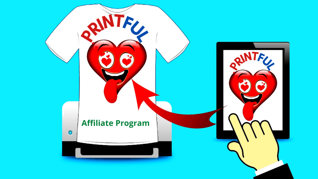What is Printful Affiliate program
