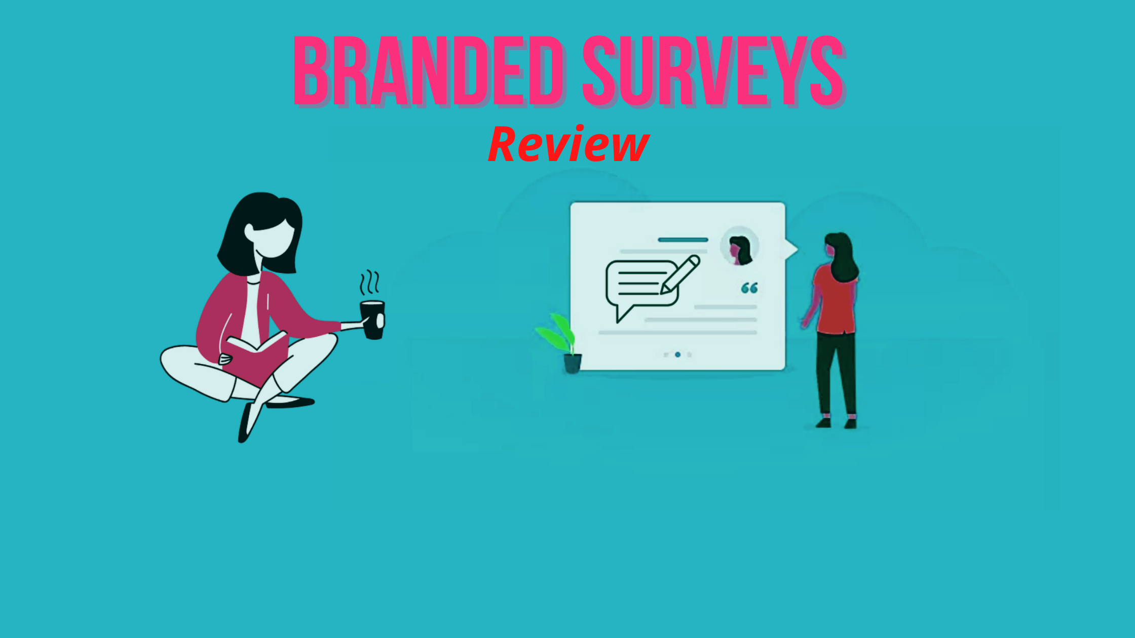 Is Branded Surveys a scam