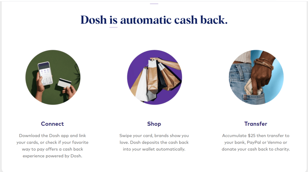 How Dosh Works