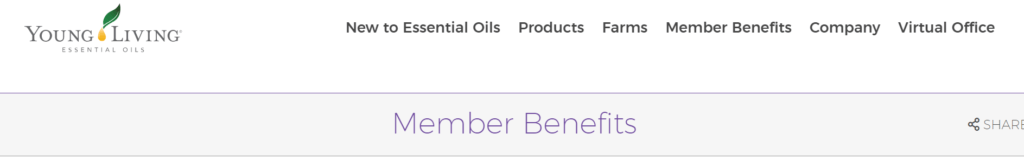 Young Living MLM Member