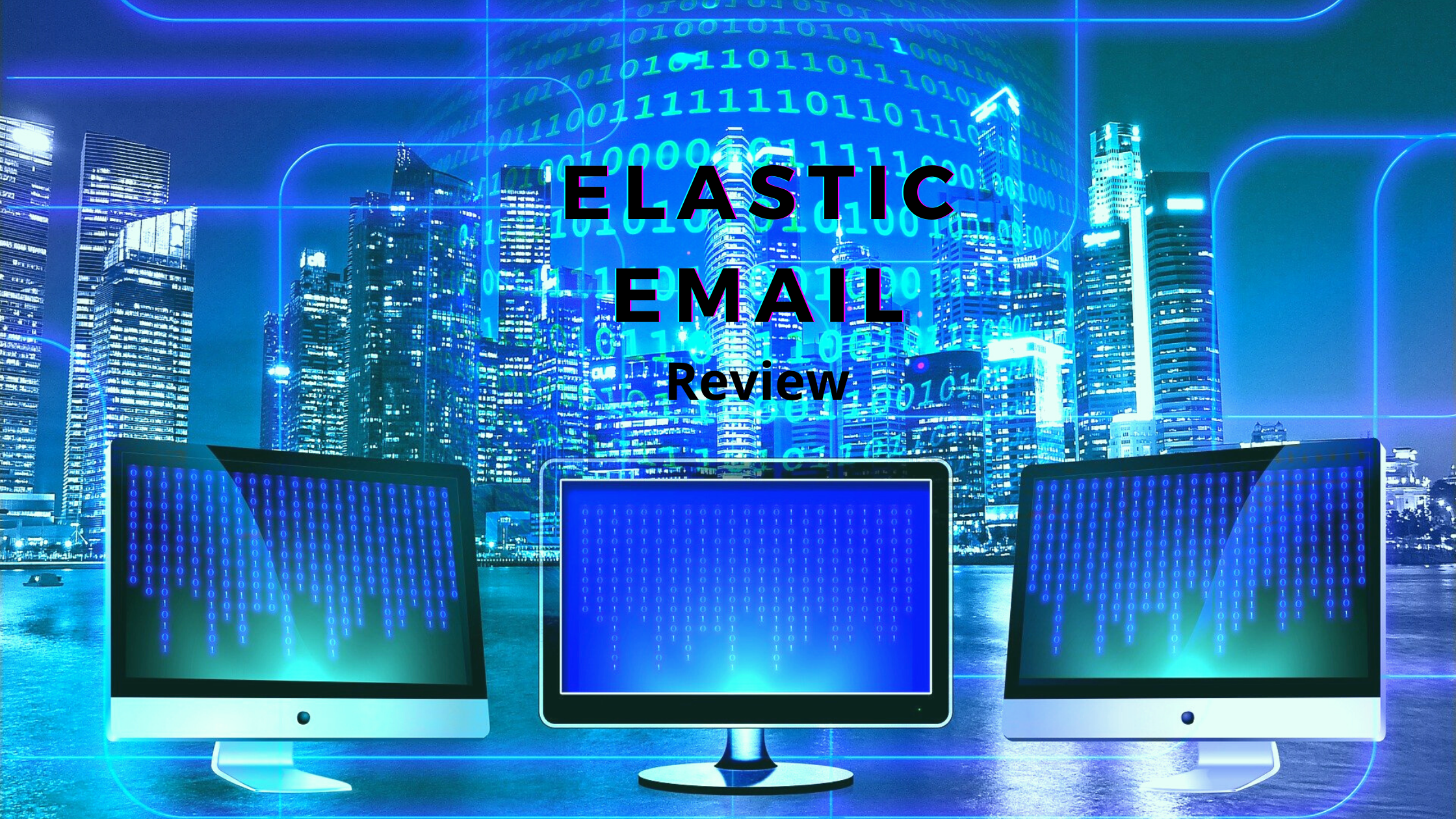 is elastic email a scam