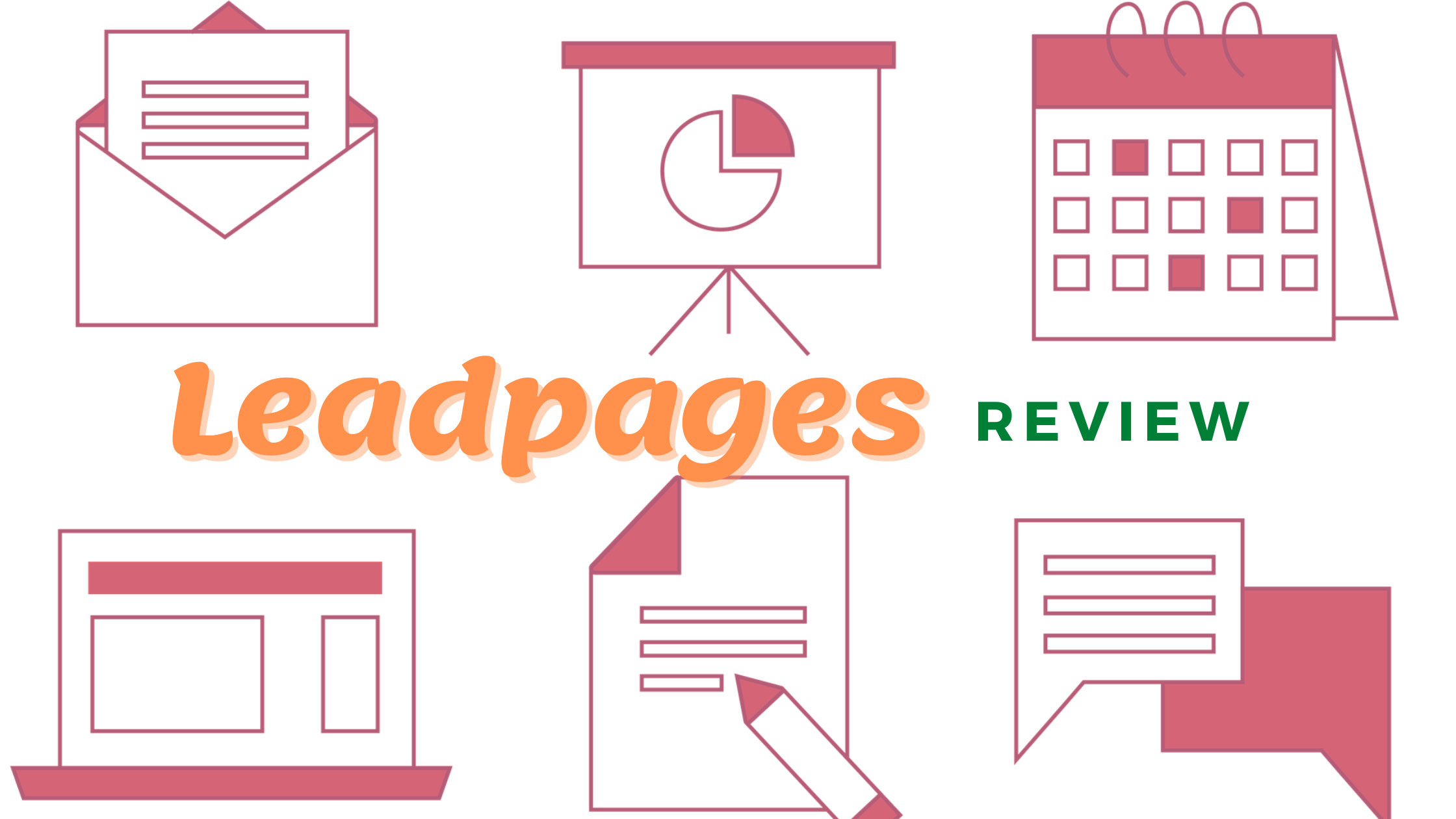 Leadpages review and pricing