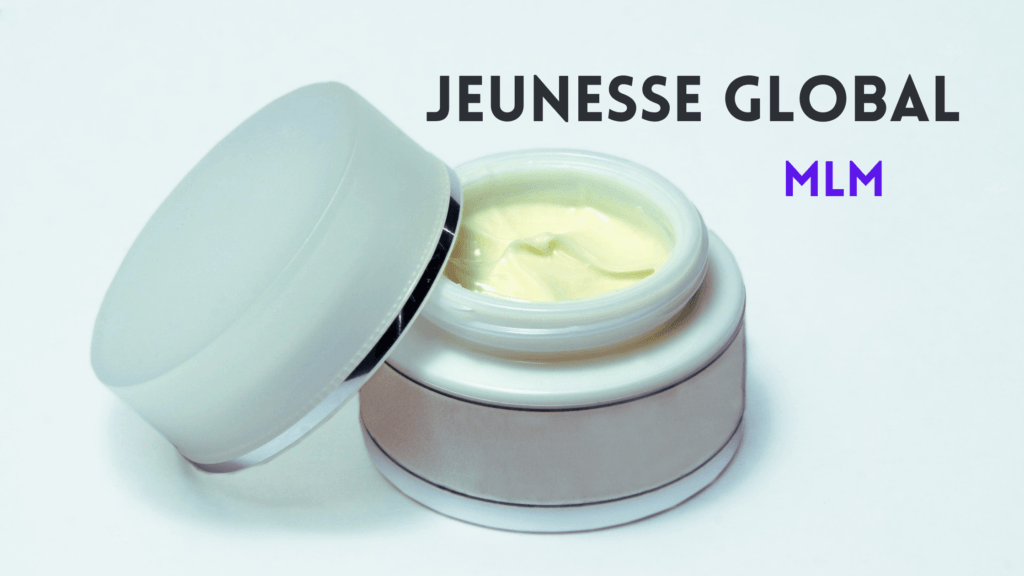 What is Jeunesse MLM