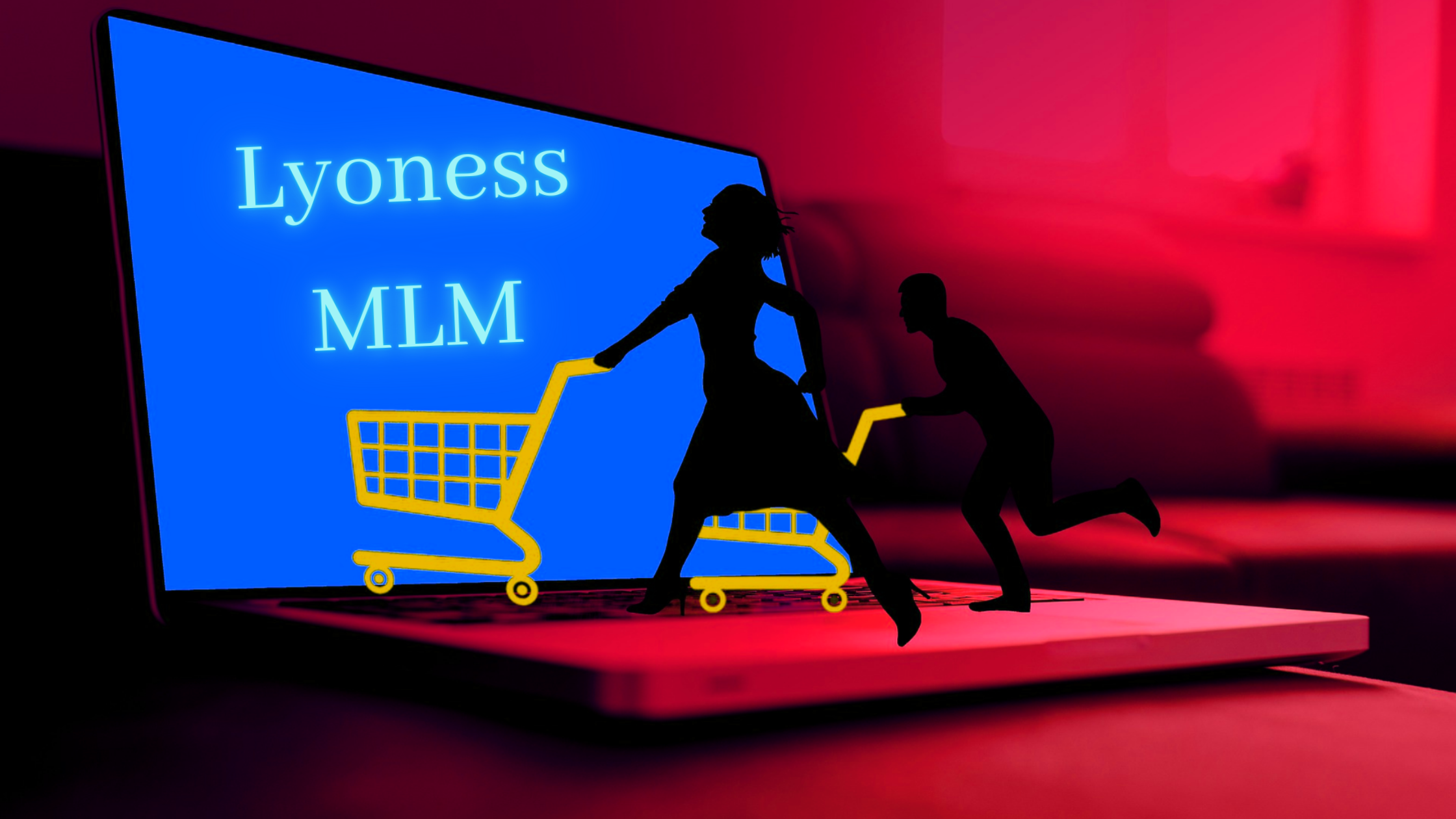 What is Lyoness MLM