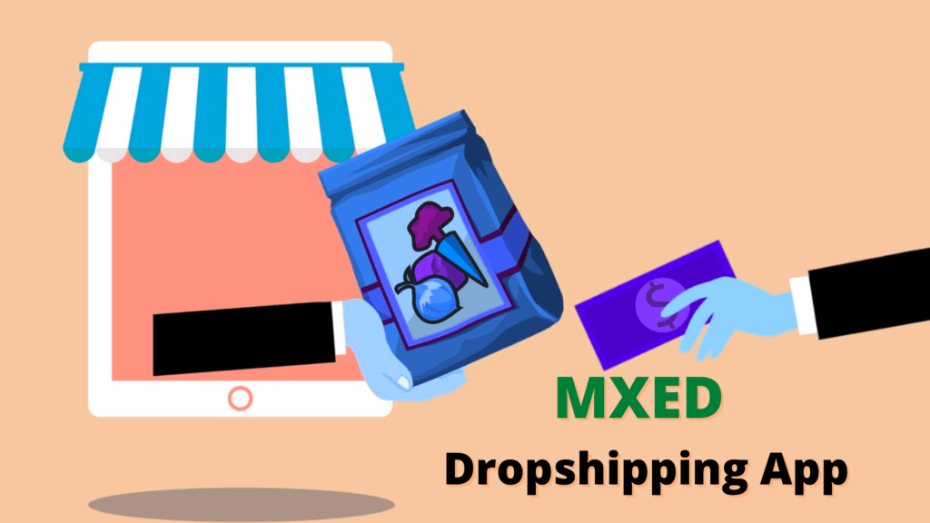 MXED Dropshipping App Review