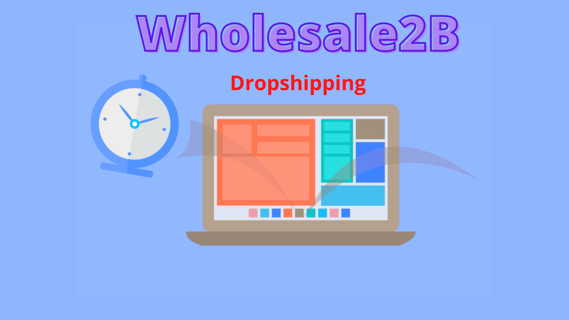 What is Wholesale2B