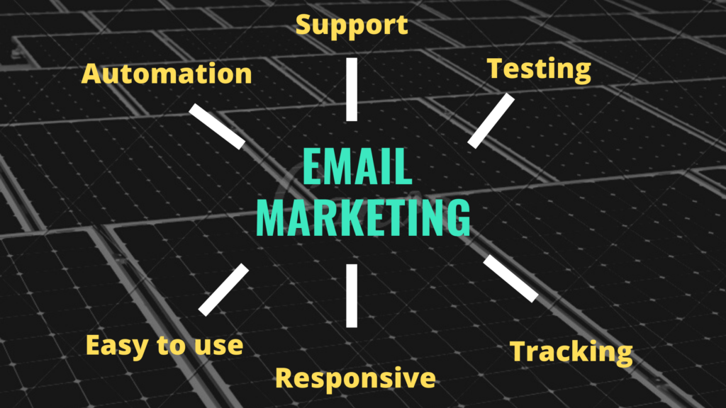 Must-Have Email Marketing Features