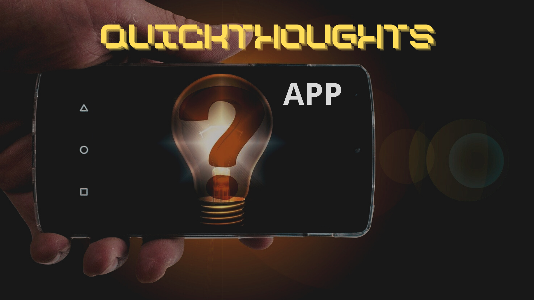 QuickThoughts App Review
