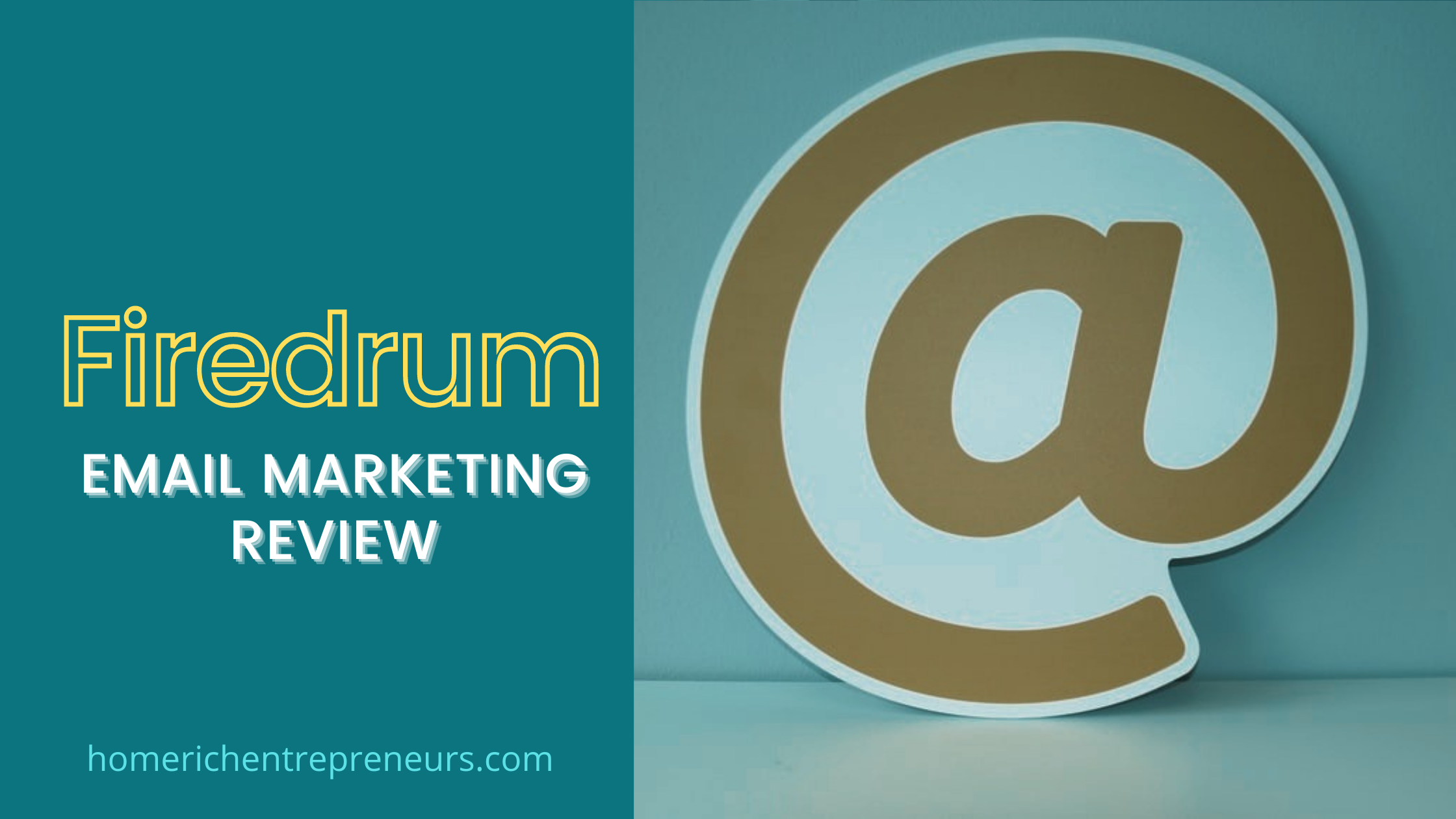 What is Firedrum Email Marketing