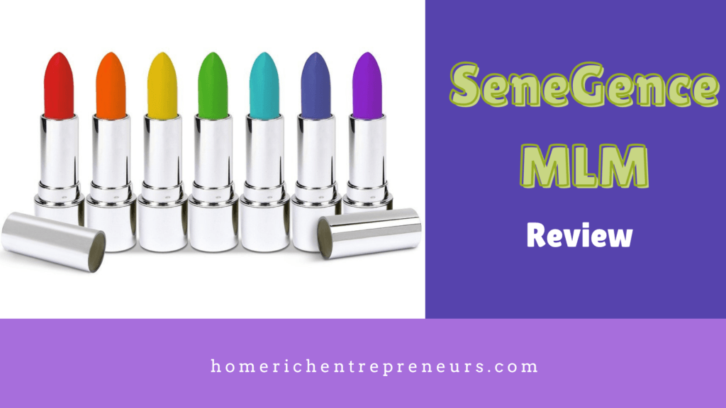 What is SeneGence MLM?