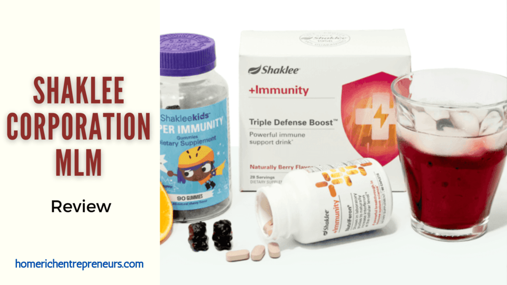 What is Shaklee MLM?
