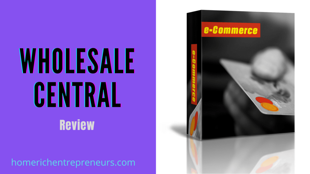 What is Wholesale Central?