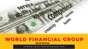 Is the World Financial Group a scam