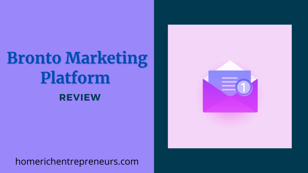 Bronto Email Marketing Review