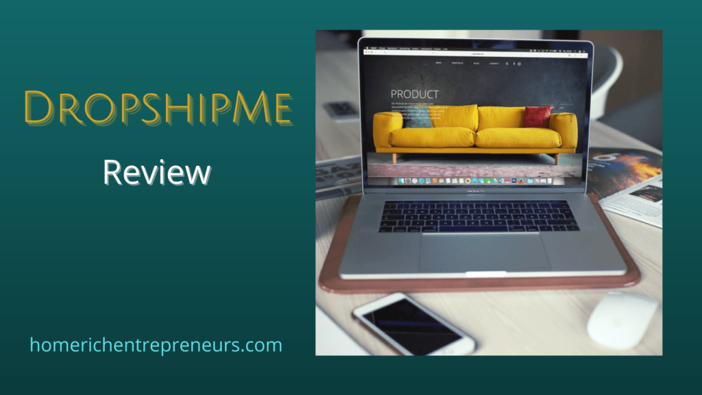 What is DropshipMe?