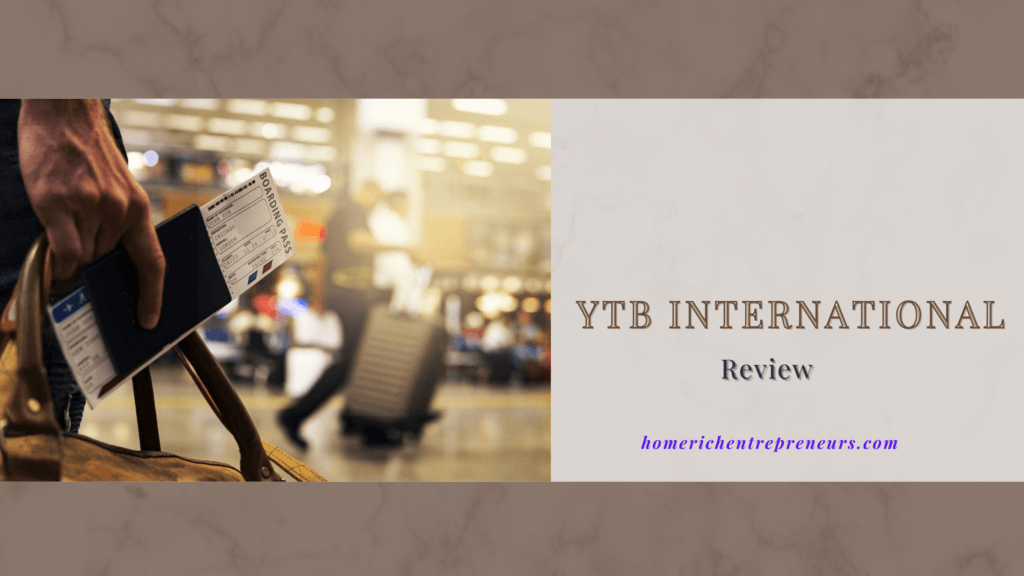 What is YTB International?