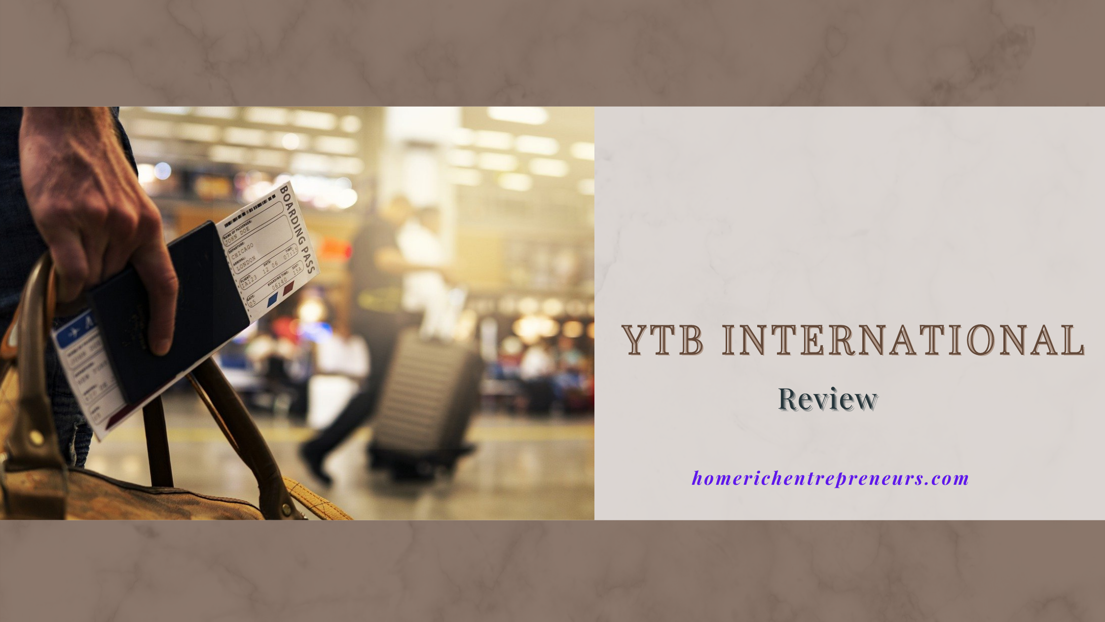 What is YTB International